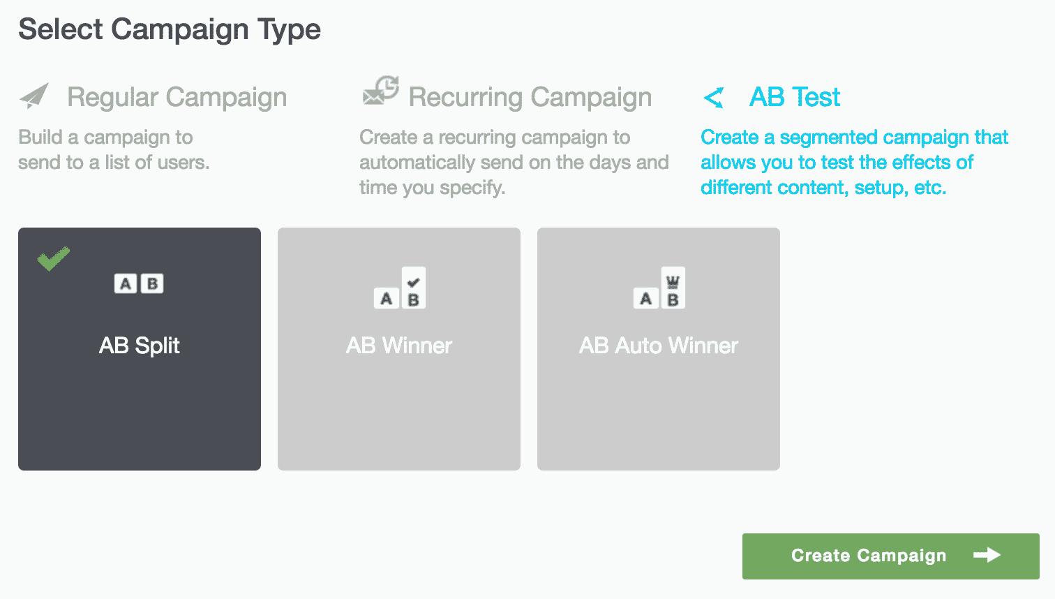 Campaigns Overview - Sailthru Documentation