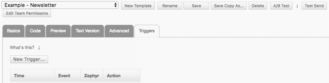 08_02 Build a Template-Triggers Tab