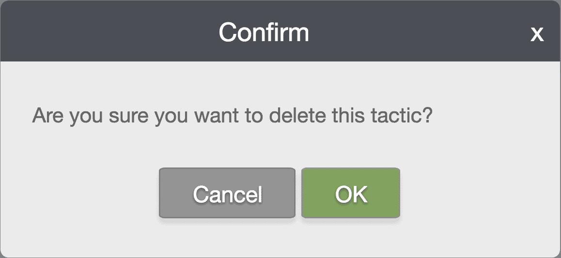 46_02_06 Smart Strategies-Confirm tactic delete