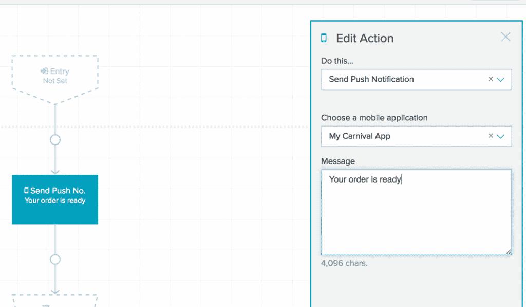 Lifecycle Optimizer Push Notifications