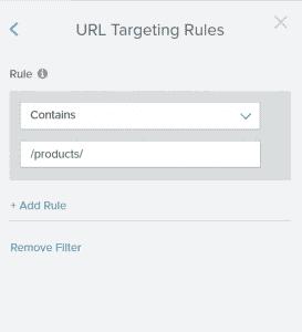 url-targeting