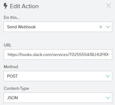 Using Webhooks in Lifecycle Optimizer - Sailthru Documentation